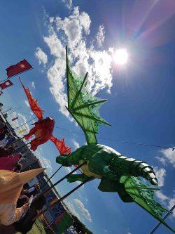 Street Theatre - Dragons